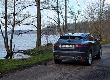 Test Jaguar E-Pace 2.0 i4D 180 KM aut. AWD - przełamuje konwencję