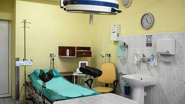 Oddział Ginekologiczno-Położniczy w Szpitalu na Zaspie póki co nie oferuje bezpłatnego znieczulenia przy porodzie