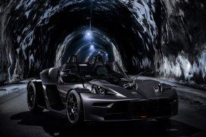 KTM X-Bow Black Edition | Karbonowe szaleństwo