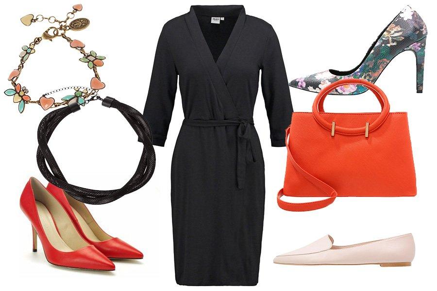 97512a91ac38d Jakie dodatki dobrać do czarnej sukienki - propozycje na różne okazje