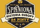 Spieniona historia Europy. Ile piwa mógł wypić średniowieczny mnich?