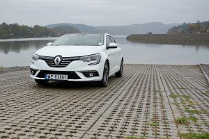 Renault Megane GrandCoupe | Pierwsza jazda | Talisman w rozmiarze S