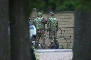 Uzbrojeni po zęby Rosjanie strzelają do sąsiadów