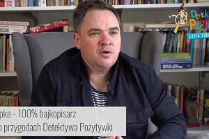 Grzegorz Kasdepke o Detektywie Pozytywce: Po prostu mi się przyśnił