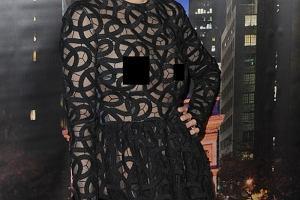 Kt�ra znana aktorka zapomnia�a za�o�y� bielizn�?