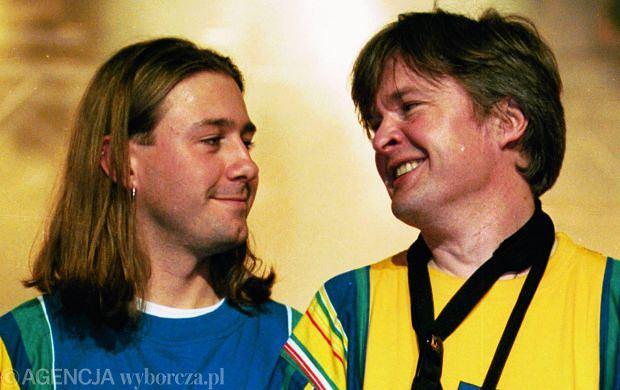 Muzyczny duet przypomniał sopockiej publiczności swoje największe hity.