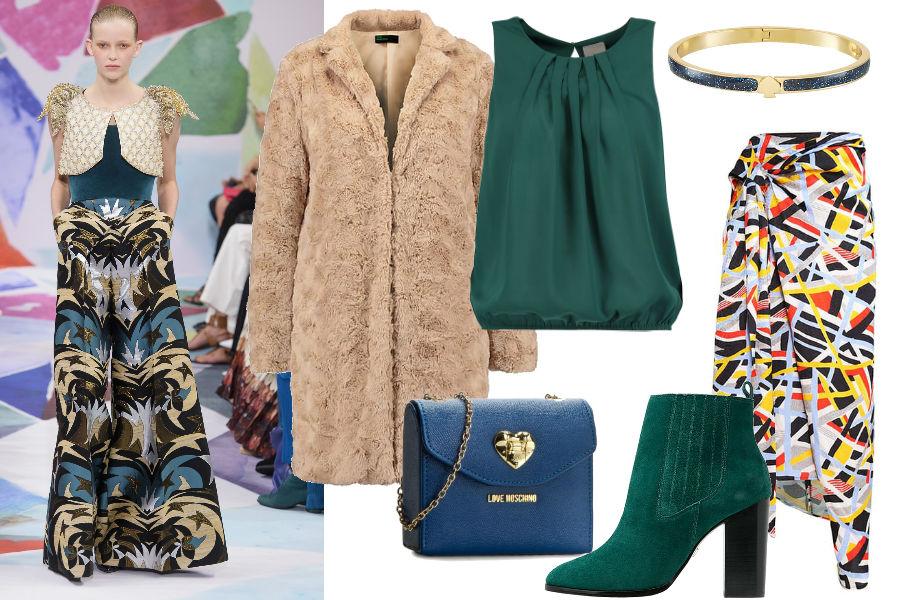 zdj. Schiaparelli haute couture 2016, ImaxTree / mat. part. / kolaż Avanti24
