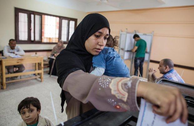 Egipt: wybory bez wyboru