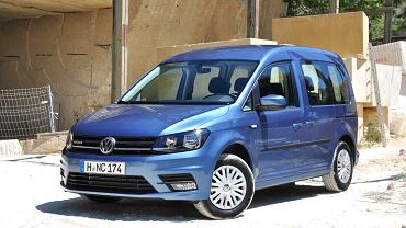 2015 Volkswagen Caddy Comfortline 2.0 TDI