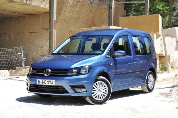 Volkswagen Caddy FL | Pierwsza jazda | Wi�cej wygody