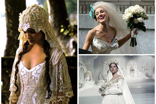 10 najpiękniejszych filmowych panien młodych - dlaczego nas zachwycają?