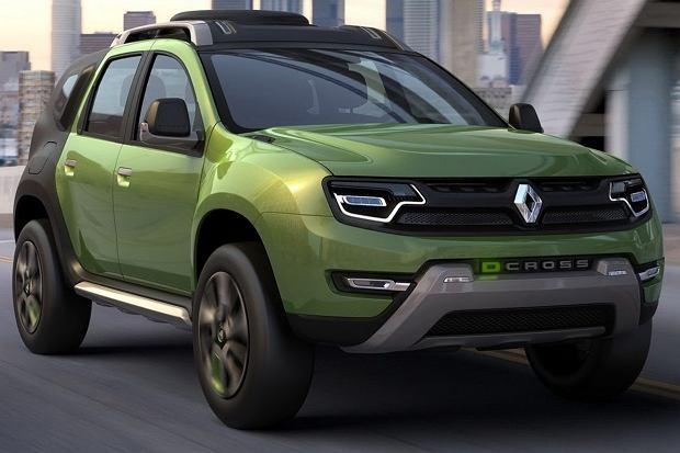 Renault DCross - Dacia Duster po brazylijsku