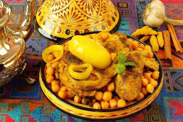 Kuchnia Maroka - tadżin / fot. Shutterstock