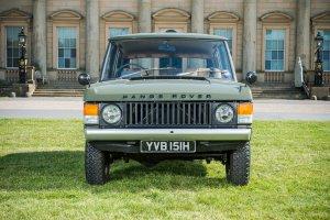 Pierwszy Range Rover na sprzedaż