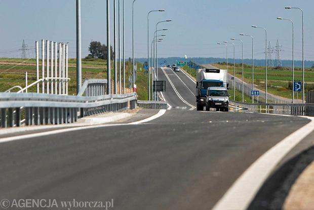 S19 Stobierna - Sokołów Młp. 12,5-kilometrowy odcinek już otwarty [FOTO, WIDEO]