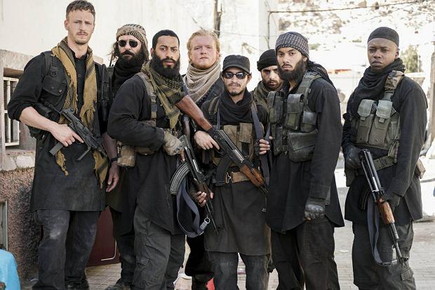 """Serial """"W szeregach ISIS"""". Nowy niewspaniały świat"""