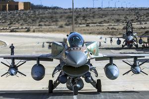 Izrael zbombardował Syrię. To atak wyprzedzający przeciwko rosnącemu w siłę Hezbollahowi