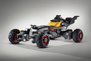 Batmobil z klocków | Nowe zestawy LEGO