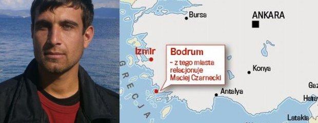 LISTY UCHODŹCÓW DO EUROPY. Stąd odpływają łodzie do Europy. Kilka dni temu wyłowiono zwłoki dwójki dzieci