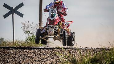 Rafał Sonik na I etapie Rajdu Dakar