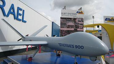 Dron Elbit Hermes 900