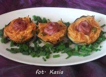 Makaronowe muffiny z cukinią - ugotuj