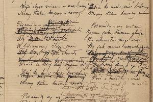 Czego nie napisał Słowacki - sprostowanie filologiczne