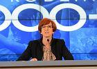 Oceniamy rząd PiS. Elżbieta Rafalska, minister rodziny, pracy i polityki społecznej. Ocena: 3+/4