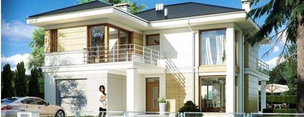 Gotowe projekty dom�w jednorodzinnych