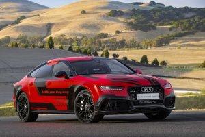 Audi RS7 | Autonomiczny samoch�d bije rekordy