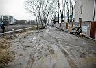 Brukują ulice na Ursynowie. Ale nowych dróg nie będzie