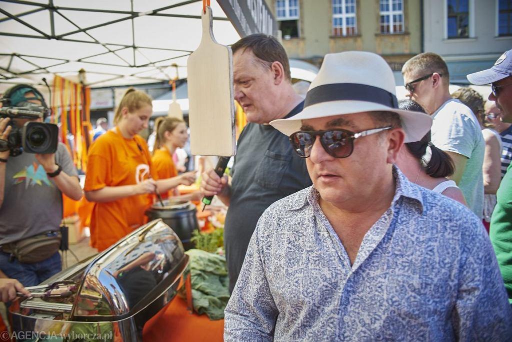 Robert Makłowicz (fot. Wojciech Nekanda Trepka / Agencja Gazeta)