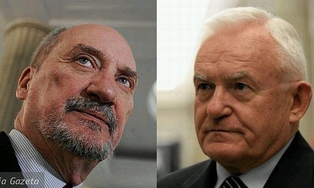 Leszek Miller z�o�y� zawiadomienie do Prokuratury Generalnej ws. Antoniego Macierewicza