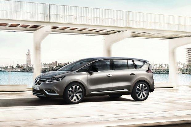 Renault Espace | Akcje techniczne | Francuska nowo�� do serwisu