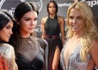 Gala ESPN 2015. Britney Spears, Halle Belly, Kendall Jenner, Ciara, Rachel McAdams czy Caitlyn Jenner? Kto wygl�da� najlepiej? [SONDA�]