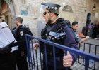 Izraelska policja star�a si� z wielkanocn� procesj� palesty�skich chrze�cijan