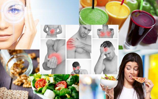 Problemy ze zdrowiem? Dieta pomo�e