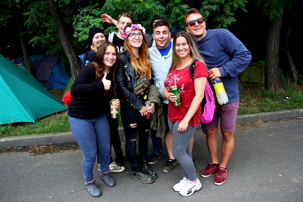 Woodstock 2016. Ekipa z Olsztyna.
