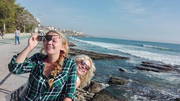 Zdjęcia z pobytu w Lizbonie w ramach Erasmusa