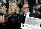 Rupert Murdoch i Jerry Hall obwieścili swoje zaręczyny - ogłoszeniem w prasie