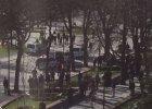 Wybuch na placu przed B��kitnym Meczetem w Stambule
