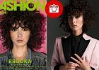 """Monika Brodka w """"Fashion Magazine"""". Ani s�owa, sama moda [ZDJ�CIA]"""
