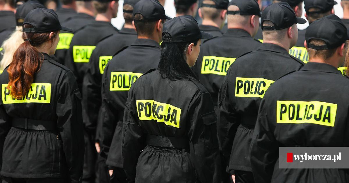 Dlaczego W Policji Jest Tak źle Tutaj Nie Ma Klauzuli Sumienia