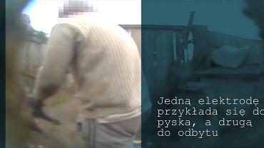 Nagrania z farm zwierząt futerkowych w Wielkopolsce