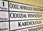 Ponad 260 tys. z� kary dla szpitala w D�browie G�rniczej