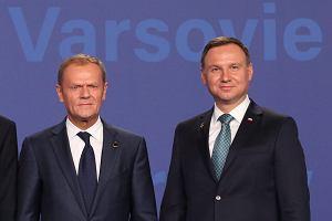"""Sondaż """"Wyborczej"""": Duda wygrywa w pierwszej turze z Tuskiem. Mocny Kukiz. Biedroń z potencjałem?"""