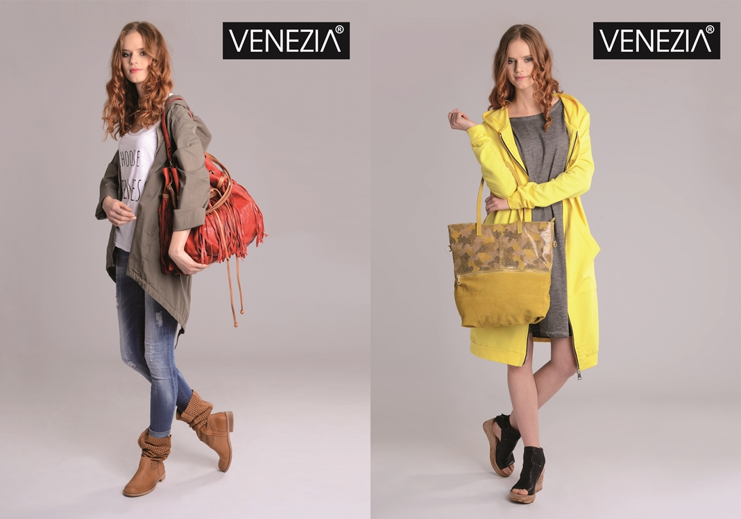 b7600610 Wiosenna kolekcja Venezia: jakie buty i torebki będą modne w ...