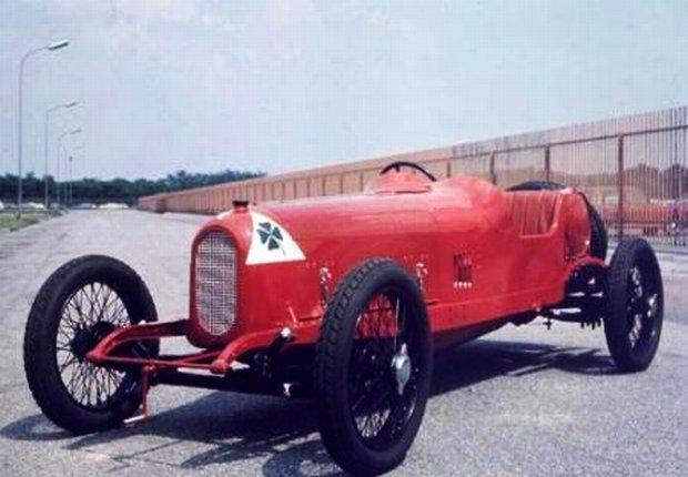 Alfa Romeo RL z 1923 roku