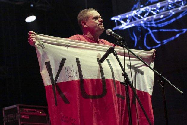 """Edycja limitowana singla """"Prosto"""" formacji Kult od dziś, 20 listopada, w sklepach."""