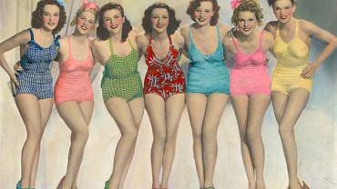 kobiety vintage